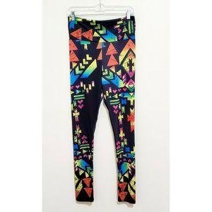 NEW Windsor Multicolor Yoga Activewear Leggings